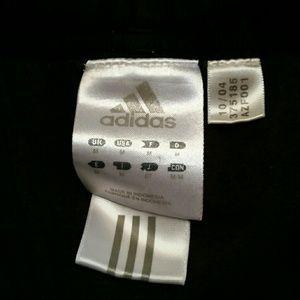 adidas Pants - Adidas windbreaker track pants, black,M